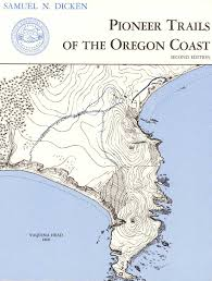 Map Of The Oregon Coast Books About Lewis U0026 Clark Hiking Scholarly And Others