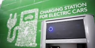electric vehicles charging stations brampton installs four new solar powered electric vehicle charging