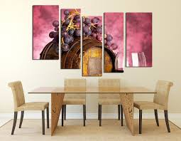 charming piece wall room wall red wine canvas wine piece red wall