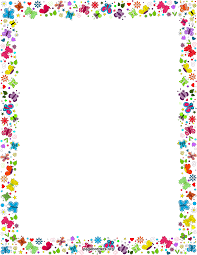 coloring download colorful page borders free colorful page