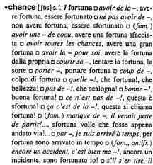 vizi e virt禮 dei dizionari bilingui francese italiano tradurre