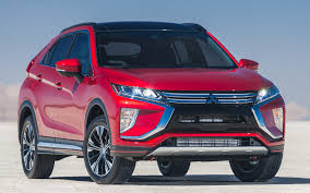 mitsubishi eclipse 2018 mitsubishi eclipse cross the daily drive consumer guide