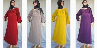 desain baju gamis hamil butik jeng ita produk busana dan fashion cantik terbaru desain