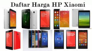 Xiaomi Indonesia Wand 69 Daftar Harga Hp Xiaomi Android Terbaru Di