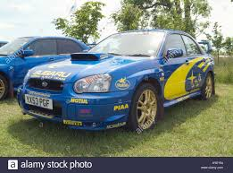 subaru prodrive subaru road going replica of the world rally car sport race stock