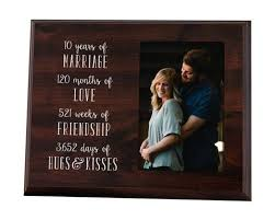 5 years anniversary gift 5 year anniversary gifts for wood picture frame signs
