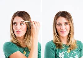 eyebrows 101 your guide to diy brow shaping brit co