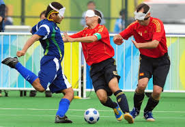 Paralympics Blind Football Tickets On Sale For 2015 Ibsa Blind Football European Championships