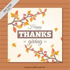 thanksgiving card vectors photos and psd files free