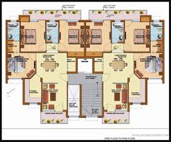 3 Bedroom Flat Floor Plan by 3 Bedroom Apartment Flat For Sale In Srs Pearl Floors Sector 87