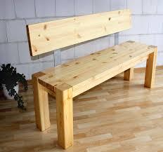 Esszimmer Bank Eiche Mit Lehne Esszimmer Bank Holz