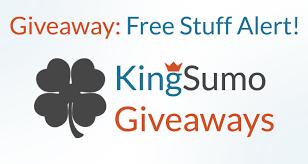 win 1 of 2 free developer licenses for kingsumo giveaways