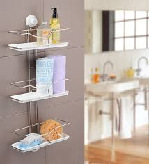 bathroom shelves bathroom storage delightful on with diy made from