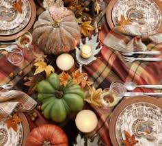 all thanksgiving pottery barn