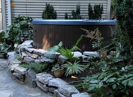 basalt stone walls dry stack stone wall designs south surrey