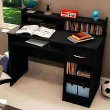 Desk With Hutch Black Black Computer Desk Hutch Black Computer Desk With Low Hutch Small