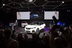 peugeot 3008 2017 europos metų automobilis 2017 u2013 u201epeugeot 3008 u201c gazas lt