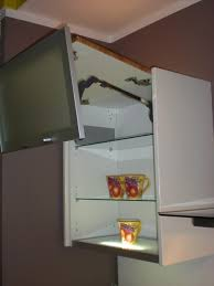 Kitchen Cabinet Lift Top Cabinet With Vertical Lift Mechanism