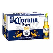 Popular Cerveja Corona Extra 355ml Caixa com 24 unidades - Empório da Cerveja #AO44