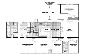 100 2 bedroom 2 bath mobile home floor plans clayton homes