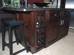 wine rack kitchen island how to a kitchen island with wine rack modern kitchen