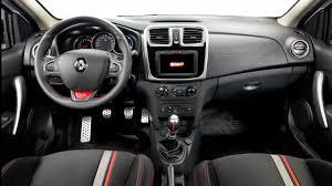 sandero renault interior спортивный renault sandero rs 2 0 уже реальность motorglobe