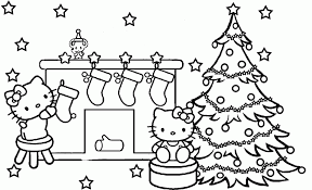 coloring pages breathtaking christmas coloring printable pages