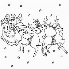 get this reindeer coloring pages free for kids 0851