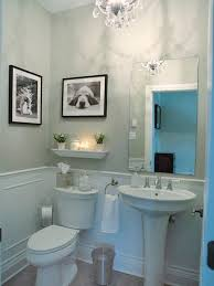 Bathroom Decorating Ideas by Best 25 Small Powder Rooms Ideas On Pinterest Powder Room