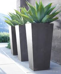 nice beautify your garden with modern outdoor planters 10 house
