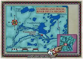 cumberland lake map the museum of métis history and culture