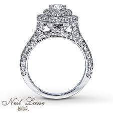 neil pear shaped engagement ring exceptional 2ct engagement rings 14 neil pear engagement