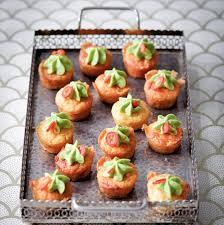 mini canape recipe canapés khoo