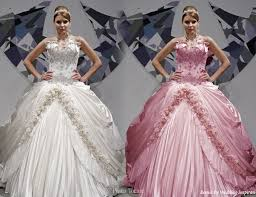 hello wedding dress the ultimate pink wedding dress entry princess gown edition