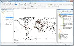 Esri Shapefile World Map by Download Free Layers In Vector Format Shape Shp From All The