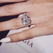 large engagement rings engagement rings 2017 tayla fashionviral