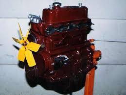 mg engine painting