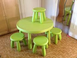 tavolo ikea mammut table plastique pour enfant d礬coration de maison contemporaine
