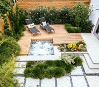 Rock Landscaping Ideas Backyard Landscaping Ideas For Front Yard On A Budget Simple Small Gardens