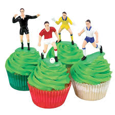 football cake toppers pme soccer football cake topper decorations birthday cake