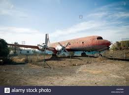 old plane planes airplane airplanes graveyard douglas dc 6 rot