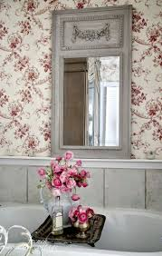 Wallpaper For Bathroom Ideas by 587 Best French Country Images On Pinterest Country French