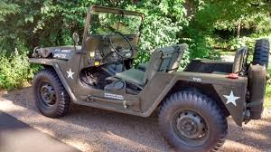 military jeep willys for sale m151a1