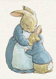 beatrix potter rabbit beatrix potter rabbit poster picture photo decor print