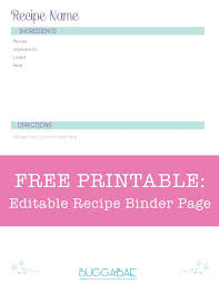 13 best recipe book index card ideas images on pinterest