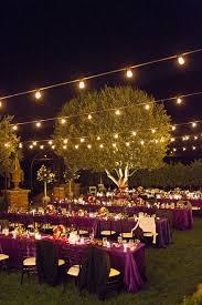 Ideas For Backyard Weddings by Best 25 Purple Outdoor Weddings Ideas On Pinterest Small