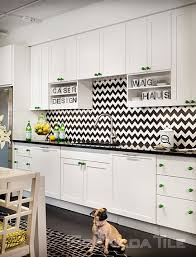Residential Cement Tiles Concrete Floor And Wall Tiling - Cement tile backsplash
