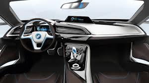 futuristic cars interior bmw i8 concept interior car body design