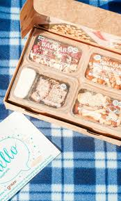 snack delivery service how to snack smarter with graze graze snack box snack box and