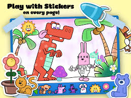 wubbzy u0027s animal coloring book